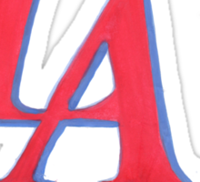 CLIPPERS HAND-DRAWING DESIGN Sticker