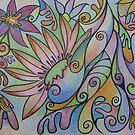 Pastel Petals by MelDavies