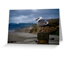 Newport, Oregon Greeting Card
