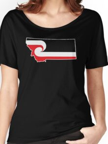 New Zealand Day 2014 Women's Relaxed Fit T-Shirt