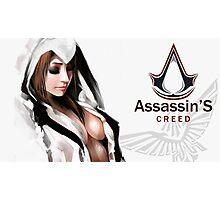 Assassins Creed Fanart Photographic Print