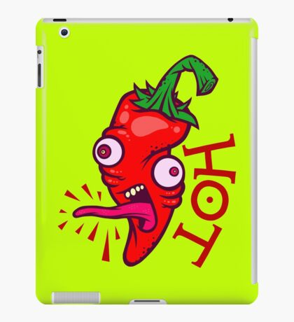 Hot Jalapeno iPad Case/Skin