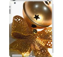 Christmas bells iPad Case/Skin