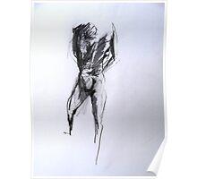 Nude self study Poster