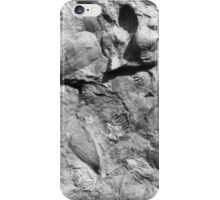 Fuchsella (bivalve) fossils from Usk, Monmouthshire iPhone Case/Skin
