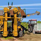 Grape Harvester by crazyhair13