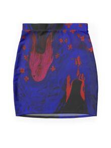 2 Ladies Mini Skirt
