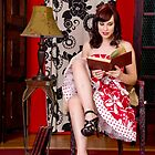 Pinup Reader by Bobby Deal