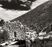Mycenae - Sally-port (1250 BC) by George Parapadakis (monocotylidono)