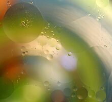 Oil in water #8 by Dipali S