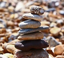 Pebble Stack by NickyST