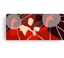 Scarlet Witch (Simplistic) Alternate Canvas Print