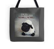 va bee? Tote Bag