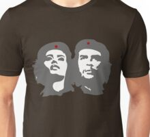 Che Guevara in love with a woman Tania Tamara Bunke  Unisex T-Shirt