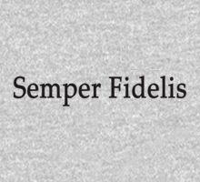 Semper Fidelis by rjburke24