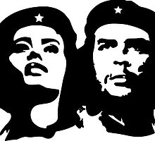 Che Guevara and Tania Tamara Bunke the woman Che Loved 1 by SofiaYoushi