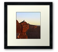Arizona, Antelope Canyon Framed Print