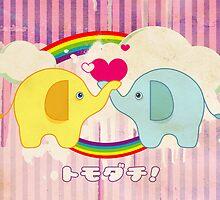 A Friendly Fable ♥ [ Tomodachi Edition ] by Tiffany Atkin