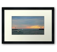 Light house #3 Framed Print