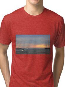 Light house #3 Tri-blend T-Shirt