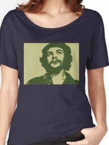 Ernesto Che Guevara happy Women's Relaxed Fit T-Shirt