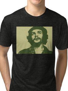 Ernesto Che Guevara happy Tri-blend T-Shirt