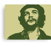 Ernesto Che Guevara happy Canvas Print