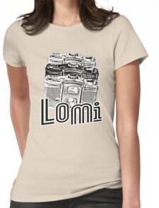 LOMi T  Womens Fitted T-Shirt