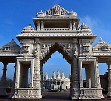 Swami Narayan Temple by Dipali S