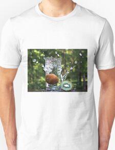 Splash of fresh Kiwi. T-Shirt