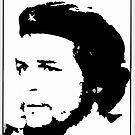 El Che Guevara by SofiaYoushi