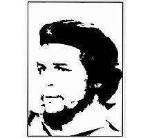 El Che Guevara Photographic Print