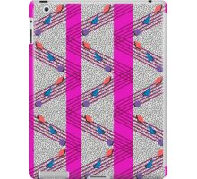 Geometric 80s Pattern #1 iPad Case/Skin