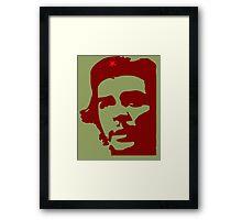Ernesto Che Guevara hero Framed Print