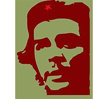 Ernesto Che Guevara hero Photographic Print