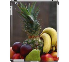 A basket of fruits iPad Case/Skin