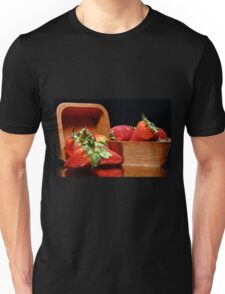 Strawberries #1 Unisex T-Shirt