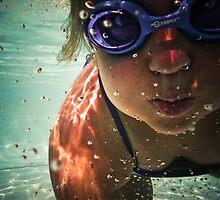 Bubble Girl by Faye White