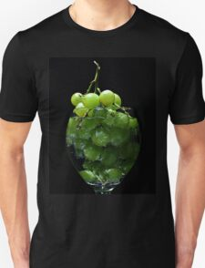 A glass of grapes T-Shirt