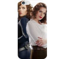 Carter and Romanoff iPhone Case/Skin