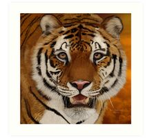 Majestic Tiger Art Print