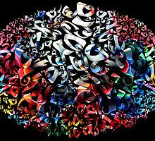 Abstract art by Dipali S