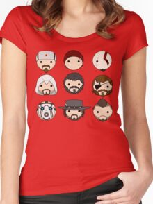Men of Gaming UPDATED Women's Fitted Scoop T-Shirt