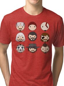 Men of Gaming UPDATED Tri-blend T-Shirt