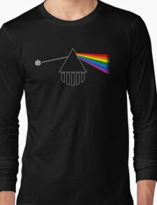 The Dark Side of the Spectrum Long Sleeve T-Shirt