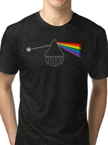The Dark Side of the Spectrum Tri-blend T-Shirt