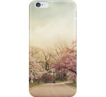 Magnolia Lane iPhone Case/Skin