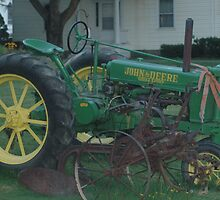 John Deere Tractor by timason