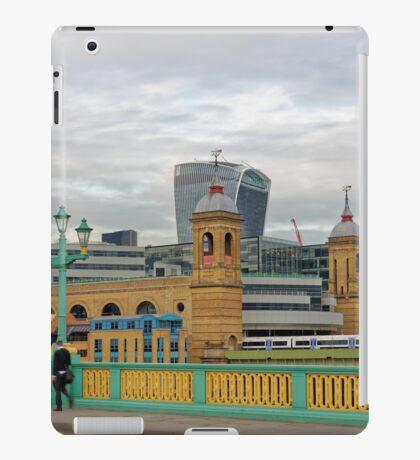 Crossing Bridges, London, United Kingdom iPad Case/Skin