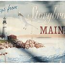 Greetings From Storybrooke - Post Card #2 by Equitas